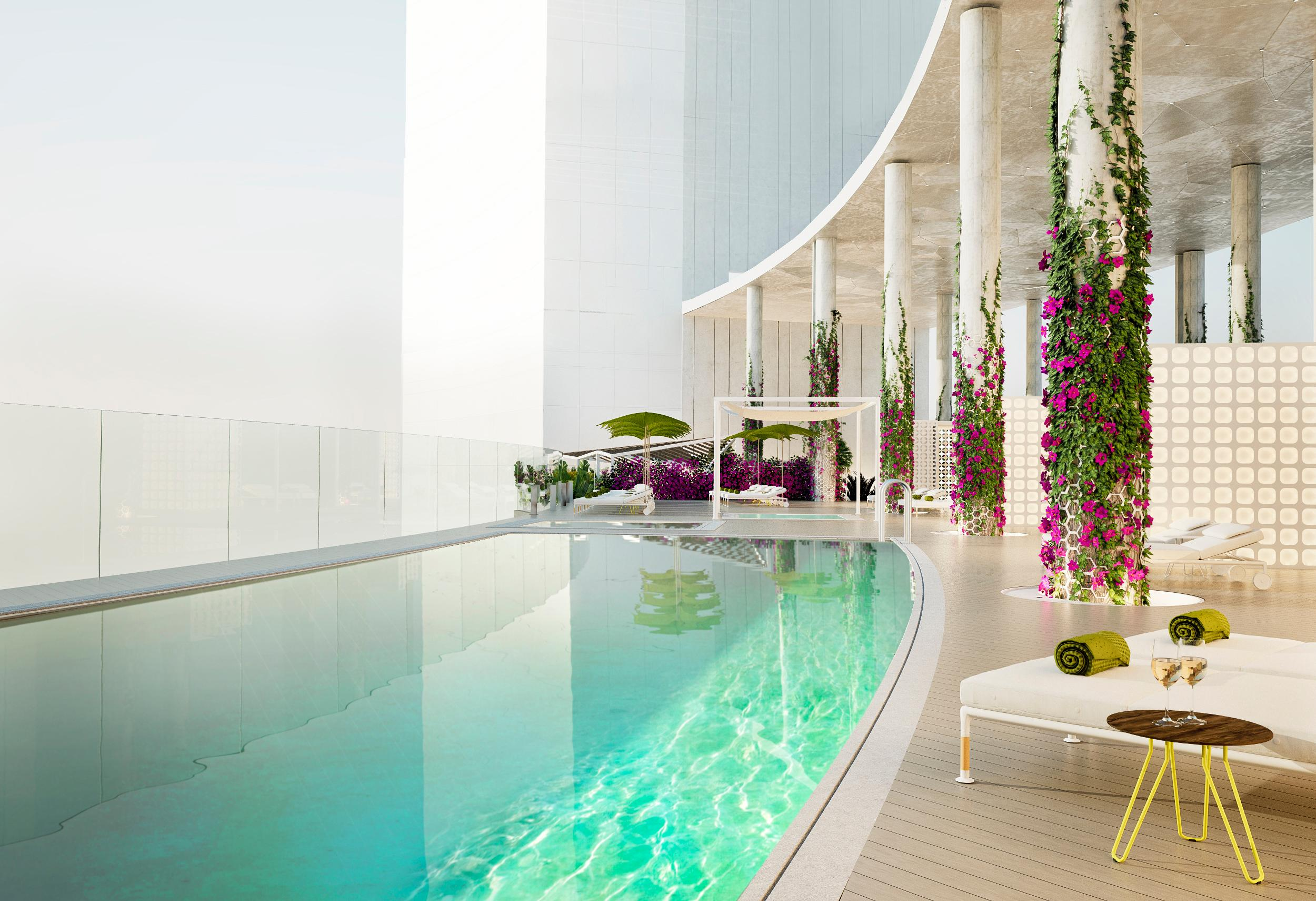 Hilton Tanger City Center Hotel & Residences, Tánger: encuentra el ...
